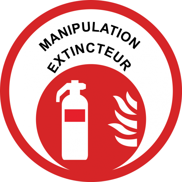 Formation manipulation des extincteurs