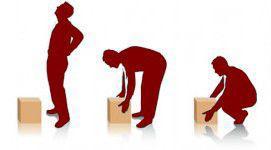 Gestes et postures du travail